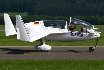 D-EATX - Private Gyroflug SC-01B-160 Speed Canard