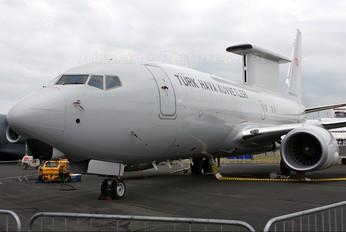 N360BJ - Boeing Company Boeing 737-700 Wedgetail