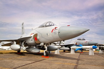 10-113 - Pakistan - Air Force Chengdu / Pakistan Aeronautical Complex JF-17 Thunder