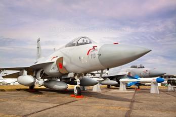 10-113 - Pakistan - Air Force Chengdu / Pakistan Aeronautical Complex JF-17 Thunder