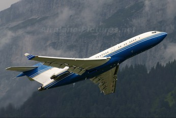 VP-CJN - Starling Aviation Boeing 727-100