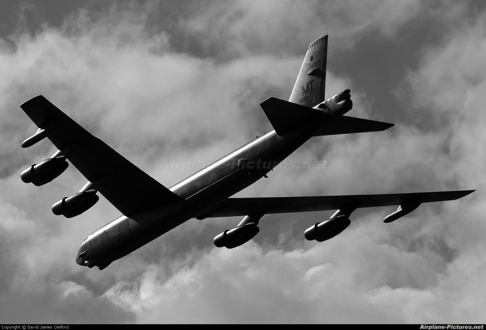 USA - Air Force 61-0039 aircraft at Fairford