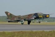 7410 - Poland - Air Force Sukhoi Su-22M-4 aircraft