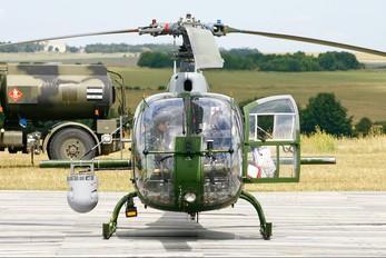 ZB667 - British Army Westland Gazelle AH.1
