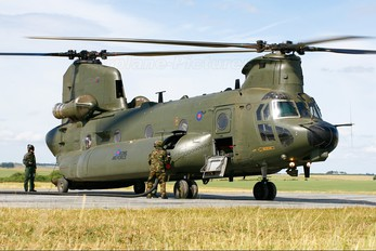 ZH900 - Royal Air Force Boeing Chinook HC.3