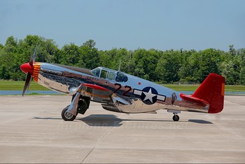 NX1204 - Private North American P-51C Mustang