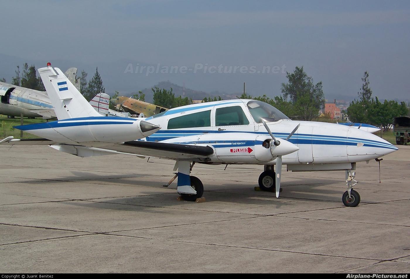 Honduras - Air Force FAH-009 aircraft at Tegucigalpa - Toncontin