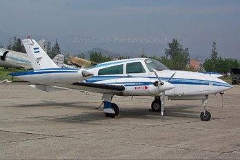 FAH-009 - Honduras - Air Force Cessna 310