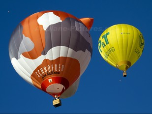 D-OYPS - Private Schroeder Fire Balloons Special shape - Kater