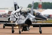 ZK032 - Royal Air Force British Aerospace Hawk T.2 aircraft