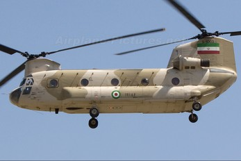 5-9303 - Iran - Islamic Republic Air Force Boeing CH-47C Chinook