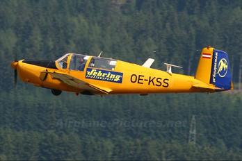 OE-KSS - Private SAAB 91 Safir