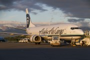 N709AS - Alaska Airlines Cargo Boeing 737-400F aircraft