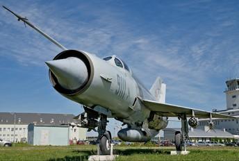 9111 - Poland - Air Force Mikoyan-Gurevich MiG-21MF
