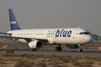 AP-BJA - Air Blue Airbus A321