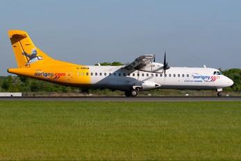 G-BWDA - Aurigny Air Services ATR 72 (all models)