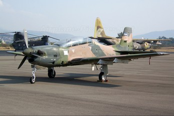 FAH-251 - Honduras - Air Force Embraer EMB-312 Tucano