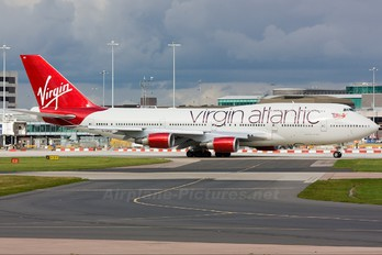 G-VROC - Virgin Atlantic Boeing 747-400
