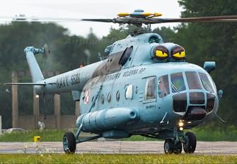 5528 - Poland - Navy Mil Mi-8MTV-1