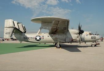 164109 - USA - Navy Grumman E-2C Hawkeye