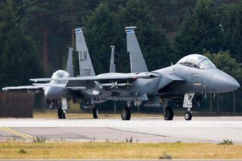 91-0332 - USA - Air Force McDonnell Douglas F-15E Strike Eagle