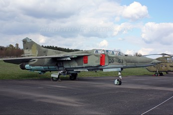 20+63 - Germany - Air Force Mikoyan-Gurevich MiG-23UB