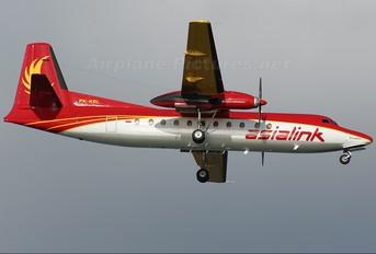 PK-KRL - Asialink Fokker F27