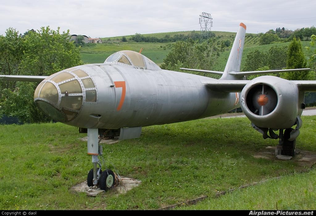 Poland - Air Force 7 aircraft at Cerbaiola Aviation Museum