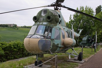 155 - Poland - Air Force Mil Mi-2
