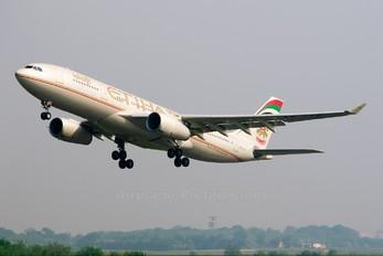 A6-EYG - Etihad Airways Airbus A330-200