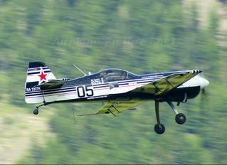 RA3327K - Private Sukhoi Su-26