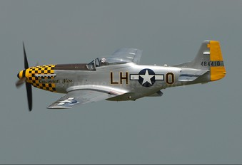 N83KD - Private North American P-51D Mustang