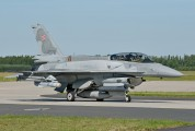 4076 - Poland - Air Force Lockheed Martin F-16D block 52+Jastrząb aircraft