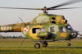 5243 - Poland - Army Mil Mi-2