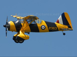 C-GCWL - Canadian Warplane Heritage Westland Lysander III