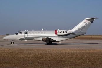 G-TSJF - Private Cessna 525B Citation CJ3
