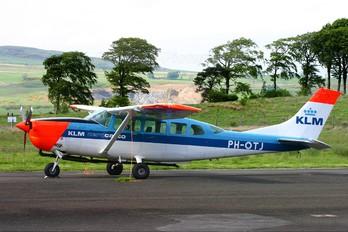 PH-OTJ - KLM Aerocarto Cessna 207 Skywagon