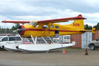 N157AK - Crystal Creek Lodge de Havilland Canada DHC-2 Beaver