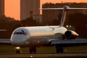 LV-VAG - Aerolineas Argentinas McDonnell Douglas MD-83 aircraft