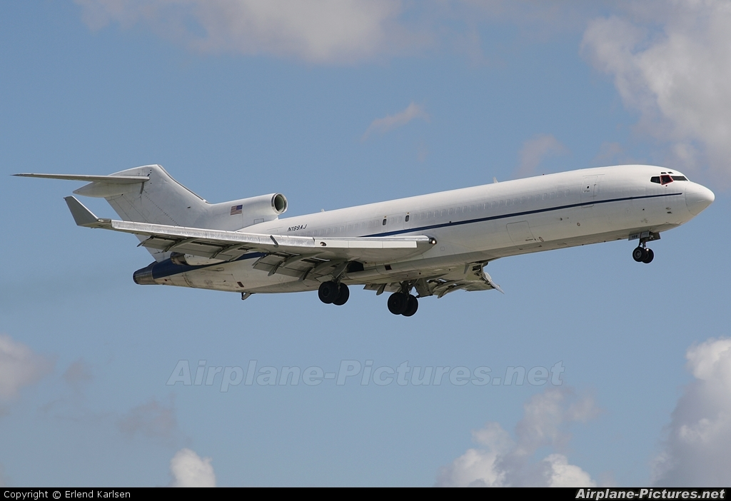 Amerijet International N199AJ aircraft at Miami Intl