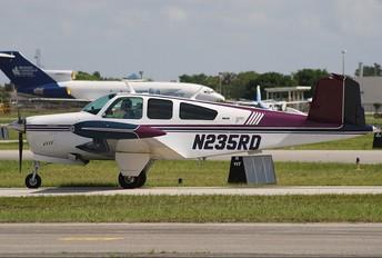 N235RD - Private Beechcraft 35 Bonanza V series