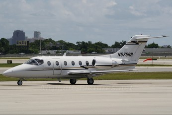 N575RB - Private Hawker Beechcraft 400A Beechjet