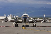 N6174C - Everts Air Cargo Douglas DC-6A aircraft