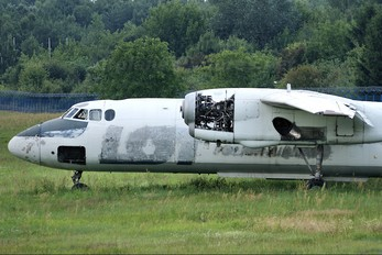 SP-LTA - LOT - Polish Airlines Antonov An-24