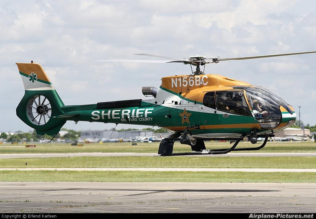USA - Police N156BC aircraft at Hollywood - North Perry