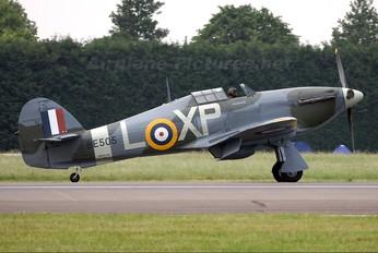 G-HHII - Private Hawker Hurricane Mk.IIb