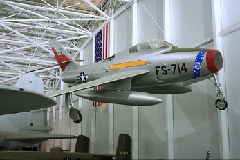 51-1714 - USA - Air Force Republic F-84F Thunderstreak