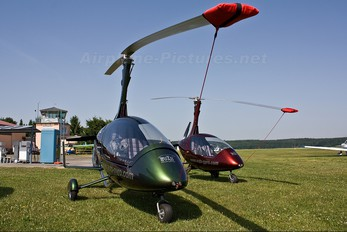 D-MYCL - Private AutoGyro Europe Calidus