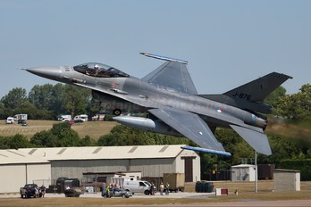J-876 - Netherlands - Air Force General Dynamics F-16A Fighting Falcon