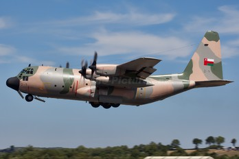 501 - Oman - Air Force Lockheed C-130H Hercules